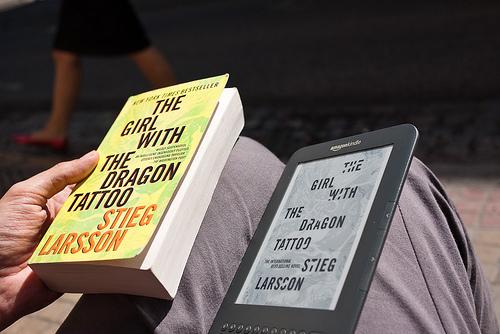 e-Books vs Print